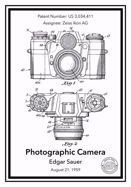 SLR Fotoğraf Makinesi resmi