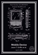 BLACKBERRY PHONE® resmi