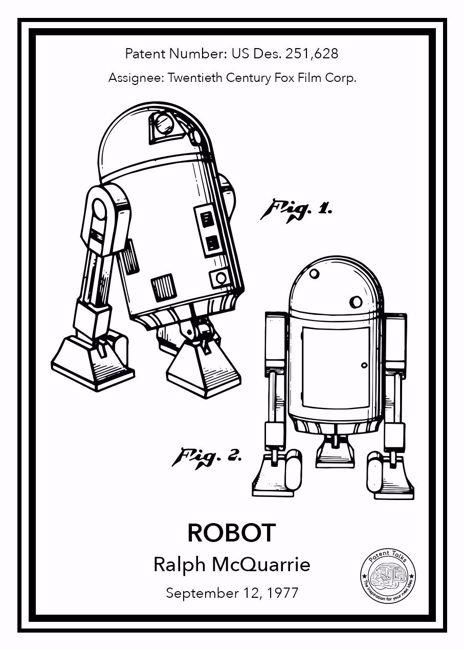 R2-D2 Astromech Droid resmi