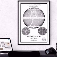 Death Star Battle Station resmi